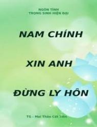 Nam Chính Xin Anh Đừng Ly Hôn